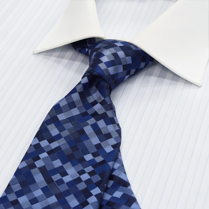 ZN6-6005 ブルー×ライトブルー モザイク