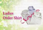 レディースオーダーシャツのご紹介