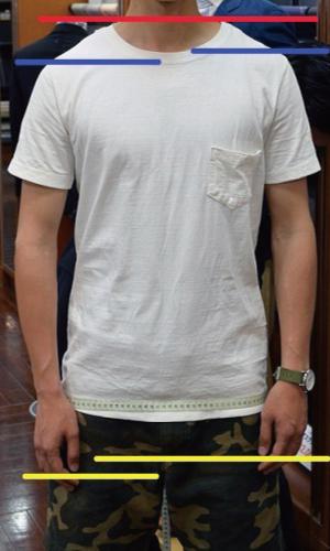 オーダースーツ 体型補正 肩のバランス