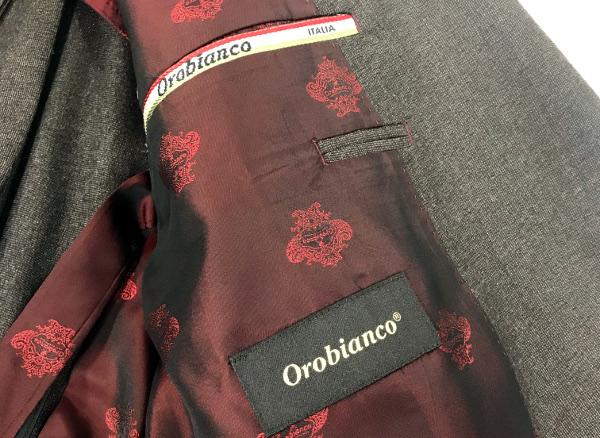 オロビアンコスーツ