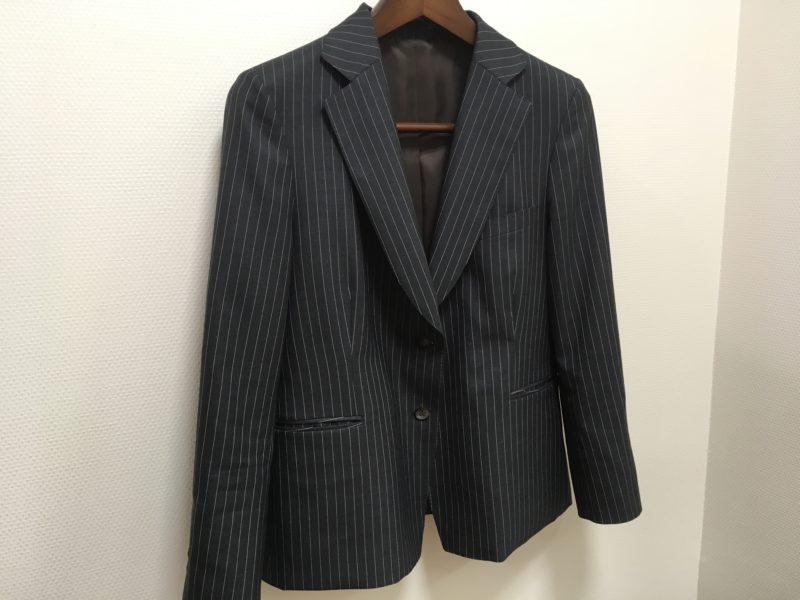 SUPER160'Sイノベーションでレディーススーツを作ってみました!