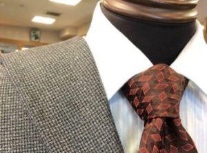 スーツ&ネクタイ