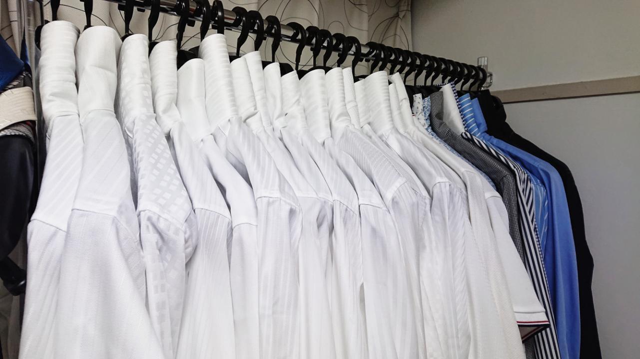シャツのケア~洗濯・アイロン~