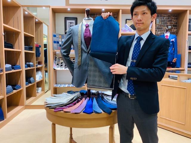機能性スーツ②