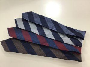 新作ネクタイが入荷しました。