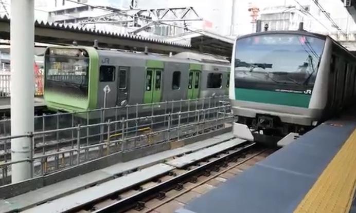 埼京線移設しました