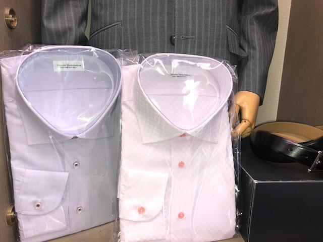 ワイシャツも7Daysオーダー