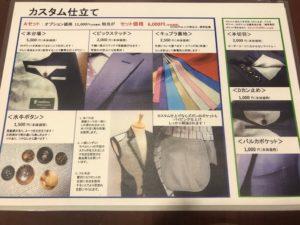 オプション5000円分どう使いますか?