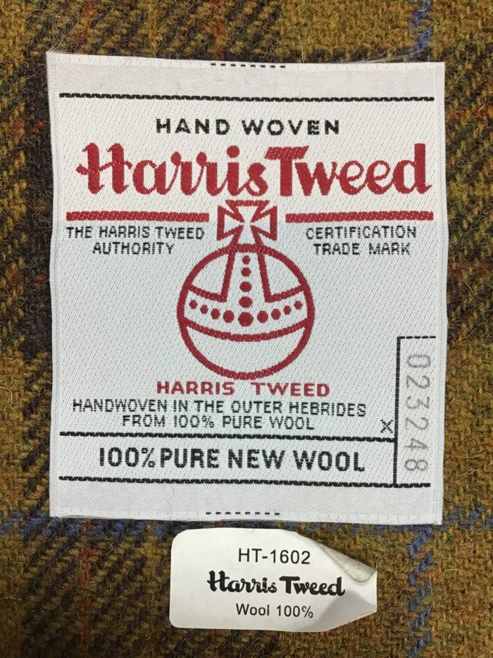 """TWEED""といえば…"