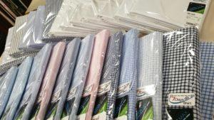 夏に向けて需要が高まる☆新作Yシャツ入荷☆