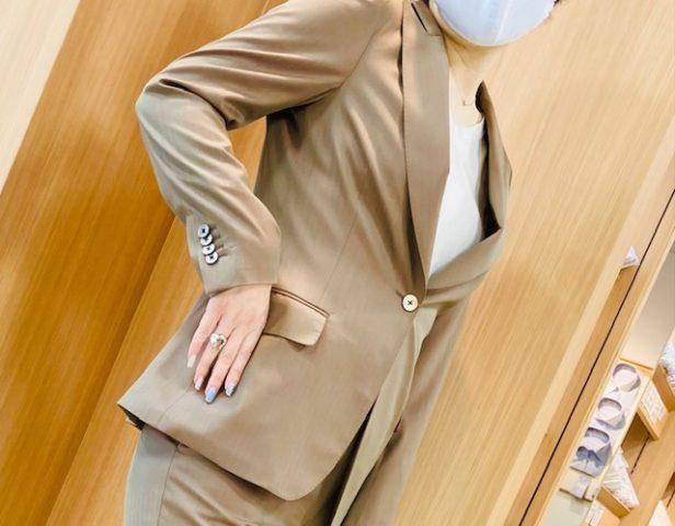 新しいスーツが出来上がりました✨/こんな生地もございます!
