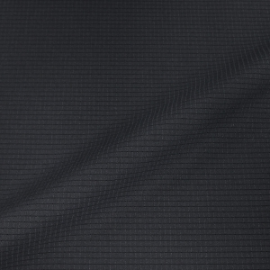 クールドッツ 黒ツイルプリント2ピース・メンズ