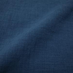 エバレット ブルー無地2ピース・メンズ