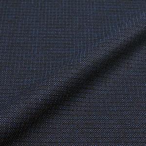 クールドッツ 紺ホームスパンプリント2ピース・メンズ